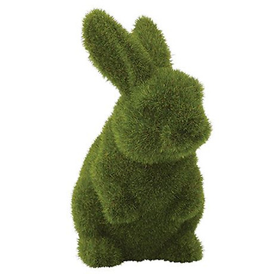 NEW Green MOSS 18cm bunny By Freedom
