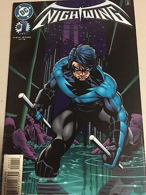 Nightwing 1 NM+ Never Opened.