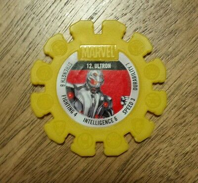 Woolworths Marvel Discs - 12 Ultron