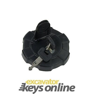 Yanmar Mini Excavator Fuel Cap Part No 172122-14301