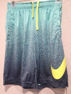 Nike Dri Fit Athletic Basketball Shorts Size Youth XL A10