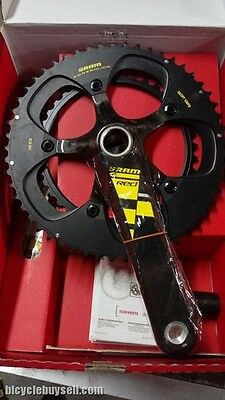 SRAM RED crankset Tour Yellow edition 175mm GXP 53-39