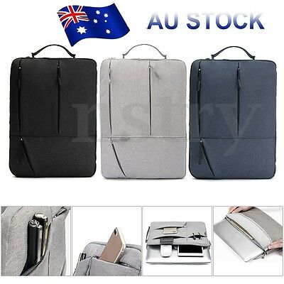 Laptop Sleeve Carry Case Oxford Bag Handbag Cover For MacBook Air/Pro 13'' inch