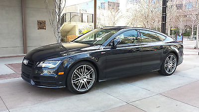 2014 Audi A7 Prestige 2014 Audi A7 3.0T Prestige S-Line **LOADED!! ONLY 9500 MILES!!**