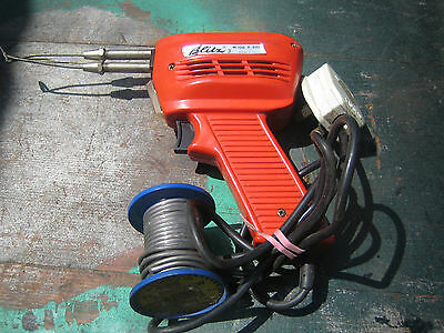 Blitz3 Electric Soldering Iron And Solder