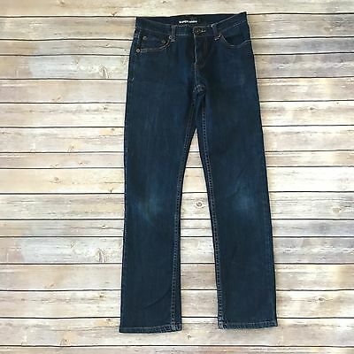 RSQ Boys Size 14 Tokyo Super Skinny Blue Denim Jeans