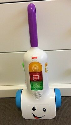 Fisher-Price Laugh & Learn Smart Stages Vacuum 6 Months To 18 Months Plus