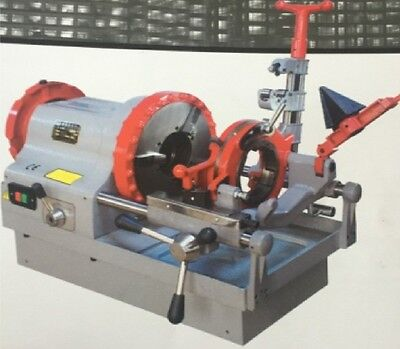 "Pipe Threading machine 1/2"" to 4 "" BSPT and NPT dies threader"