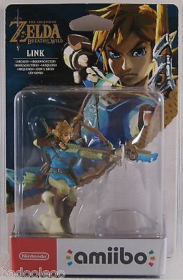 Link Archer amiibo Zelda Breath of the Wild series - AU release new Nintendo