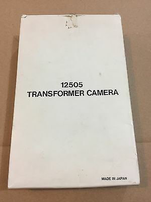 Original G1 Transformer Reflector 100% Complete Mint In Mail Away Box