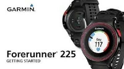 Garmin Forerunner 225 GPS Wrist Based Heart Rate Monitor