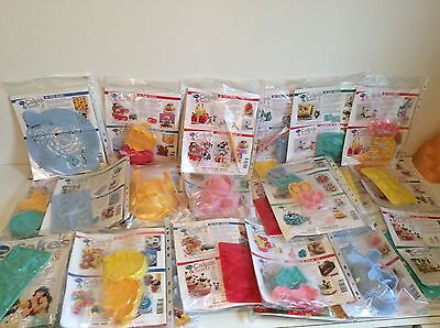 Eaglemoss Collections Disney Cakes & Sweets recipes Many Unopened editions 1-31
