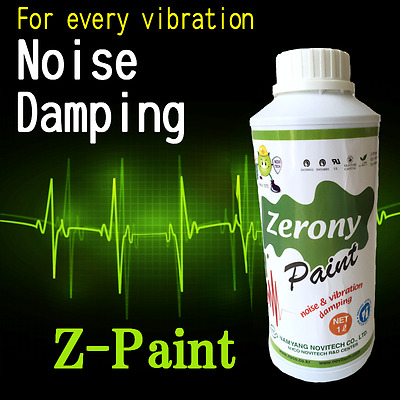 High Quality Noise Damping Paint 1 Litter for sound deadning vibraton isolation