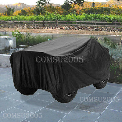 Water Resistant Quad Bike ATV Storage Cover Fits Yamaha Raptor 700 CABTV