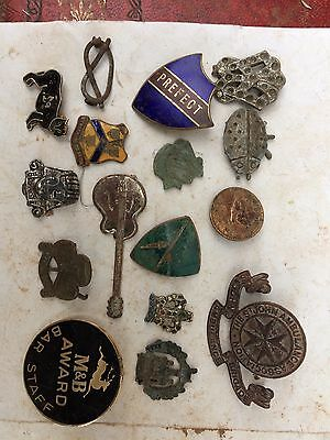 Metal Detecting Finds Old Badges