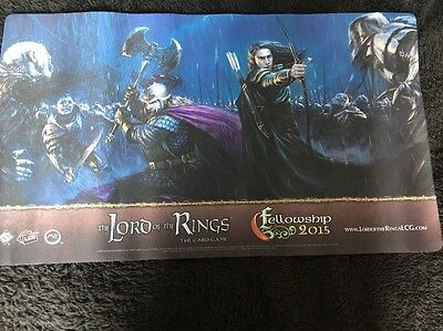 The Lord Of The Rings Playmat