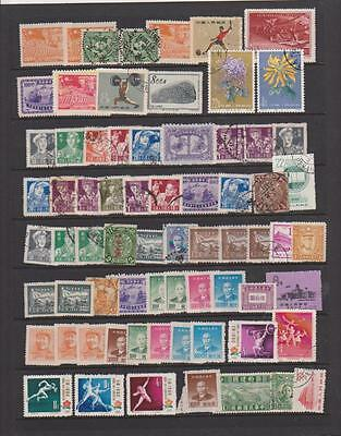 CHINA, nice collection, old stamps, used and unused