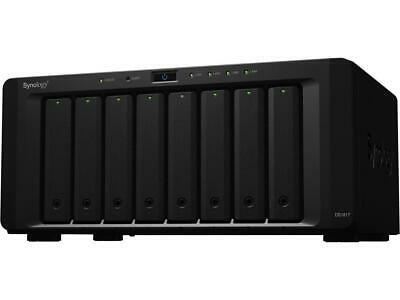 Synology DS1817 Diskless System Network Storage