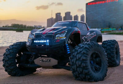 Front Bumper LED light bar for 1/5 Traxxas x maxx