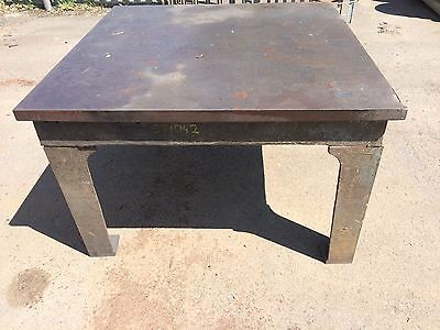 Engineers Surface table Cast Iron