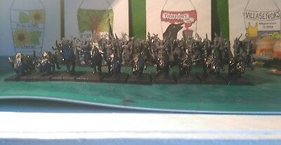 warhammer fantasy / age of sigmar warriors of chaos warhounds x10