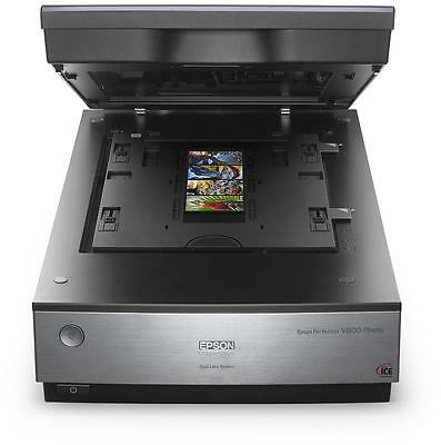 Epson Perfection V800 Flatbed Photo Colour Image Scanner - Grade A- Retail Boxed
