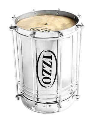 Izzo Stainless Steel Cuica, 8ins x 30cm. From Brazil
