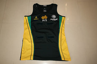Ais Australia Diamonds Netball Dress Top 14 Long