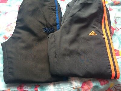 Boys Tracksuit Bottoms 24'' Age 9-10 Years