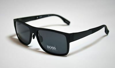 Genuine Hugo BOSS 0440/S Replacement Sunglasses Lenses Grey CR-39
