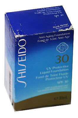 Shiseido Suncare UV Protective Liquid Foundation SPF30 30ml (66,63€/100ml) TG495