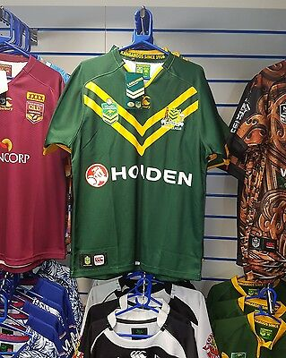Australian rugby league shirt