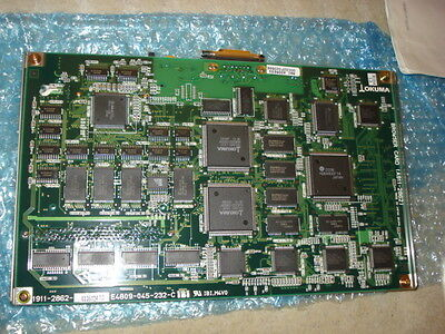 OKUMA BROWSER CARD CIRCUIT board 1911-2862 E4809-045-232-C A911-2862 OSP E100L