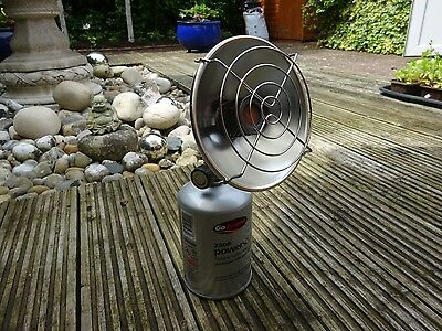 Sungas Parabolic Camping Heater