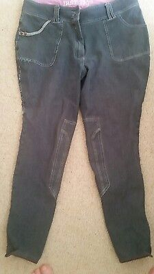 Just Togs breeches size 30 12/14
