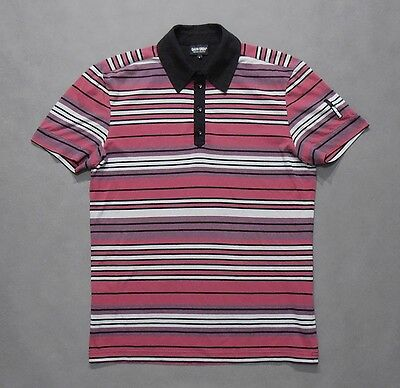 GALVIN GREEN Mens polo shirt for golf player cotton and polyester - size: M