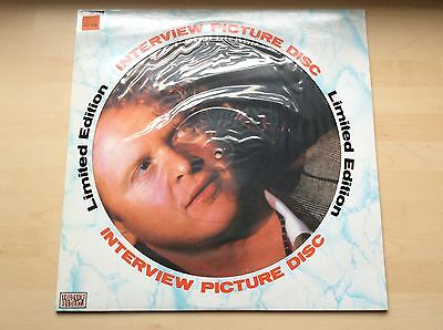 "Simply Red interview 12"" picture disc one Play only from new"