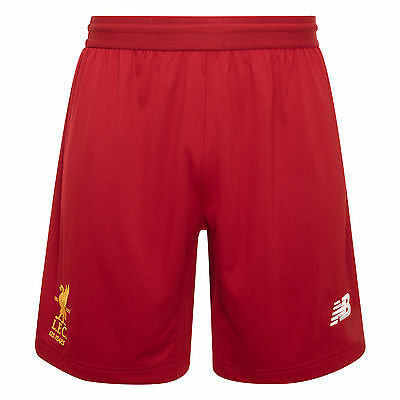 Liverpool F.C. LFC Junior Red Training Knitted Shorts 17/18  Official