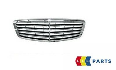 New Genuine Mercedes Benz Mb S Class W221 Front Grill Black A22188000839040