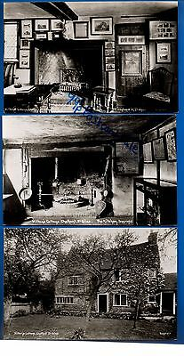 3 Postcards Miltons Cottage Chalfont St Giles Bucks Buckinghamshire Nr Amersham