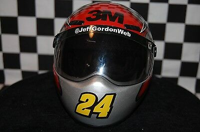 Jeff Gordon #24 3M 1:9 scale Replica Helmet NASCAR