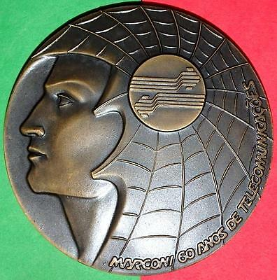 Italian Marconi / Full  Systems Through The World 1926-1986 / Bronze Medal
