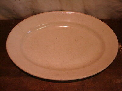 Antique Large Alfred Meakin Platter - Royal Ironstone China England