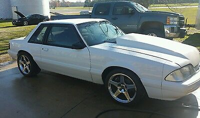 1993 Ford Mustang  1993 Ford Mustang