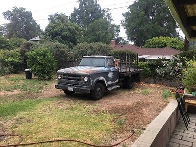 1969 Ford Other  69Dodge 1 ton dump truck