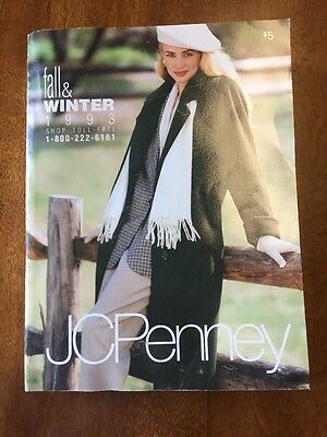 J C Penney JCPenney Fall and Winter Catalog 1993 JCP