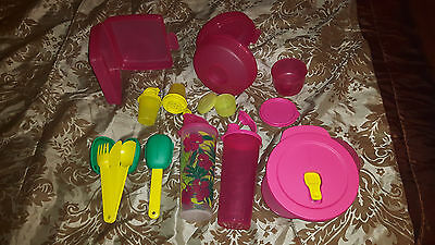 Tupperware LOT Lunch and more NEW