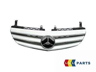 New Genuine Mercedes Benz Mb R Class R320 Amg Front Grill Silver A25188003839776