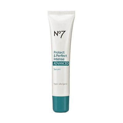 No 7 Protect And Perfect Intense Advanced Serum 30ml No7 New Anti Ageing RRP £26