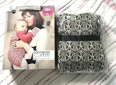 Brand New Standard Connecta Baby Carrier Liberty Mauverina
